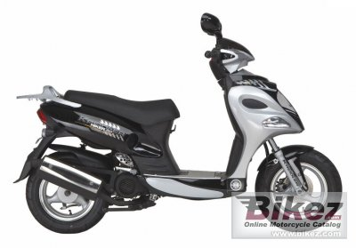 2011 Kreidler RMC-E 50 photo