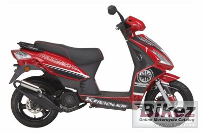 2011 Kreidler RMC-H Galactica 125 DD photo