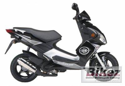 2011 Kreidler RMC-G 125