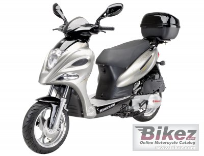 2012 Kreidler Hiker 2.0 125 DD photo
