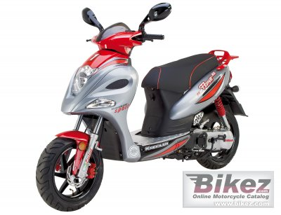 2012 Kreidler Florett RS 50 DD photo