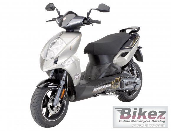 2012 Kreidler Vabene 50 photo