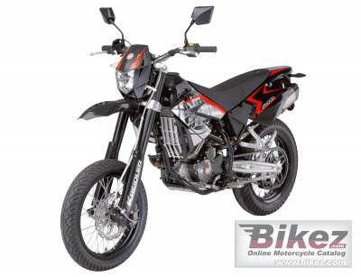 2012 Kreidler Supermoto 250 DD