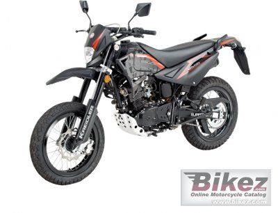2013 Kreidler Supermoto 125 DD photo