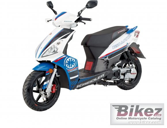 2013 Kreidler Galactica 2.0 50 DD photo