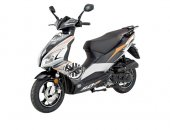 2013 Kreidler Florett 50 City photo