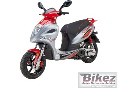 2013 Kreidler Florett RS 50 DD photo