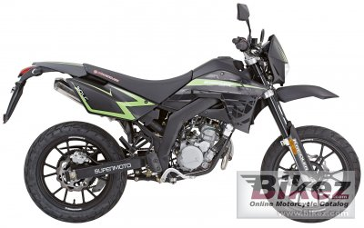2014 Kreidler Supermoto 50 DD specifications and pictures