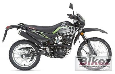 2016 Kreidler Dice GS 125