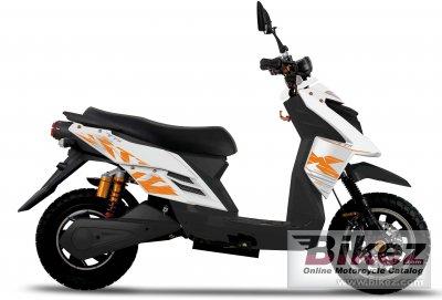 2019 KSR TTX Electric