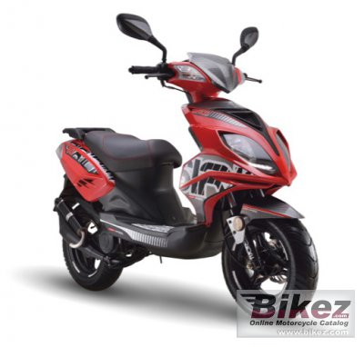 2021 KSR Sirion 125