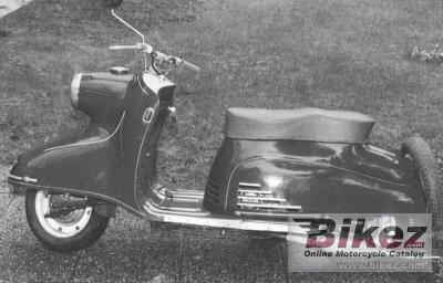 1956 KTM Mirabell