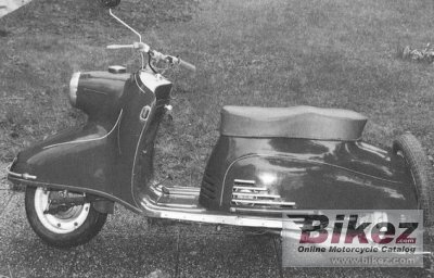 1957 KTM Mirabell