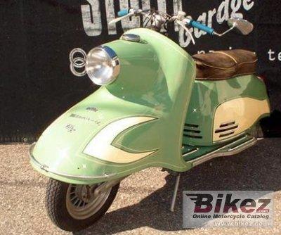 1959 KTM Mirabell 125