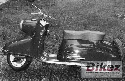 1960 KTM Mirabell