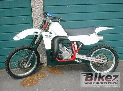 1984 ktm 250 gs enduro sport specifications and pictures. Black Bedroom Furniture Sets. Home Design Ideas