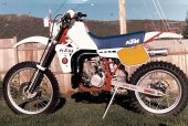 1985 KTM 300 GS Enduro Sport photo