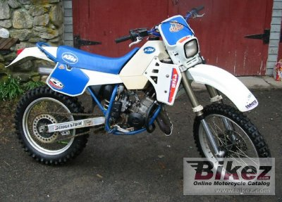 1986 KTM 125 Enduro Sport