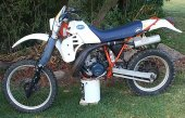 1988 KTM Enduro 350 photo