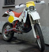 1989 KTM Enduro 350 photo