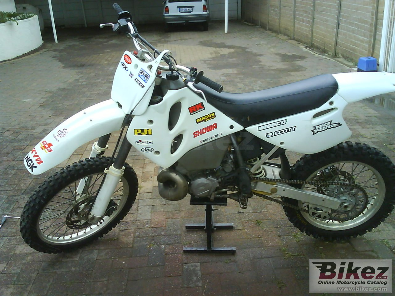 Big  enduro 300 tvc picture and wallpaper from Bikez.com