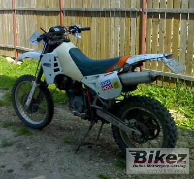 1993 KTM Enduro 600 photo