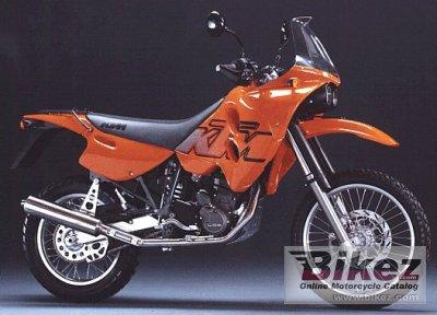 1997 KTM Adventure