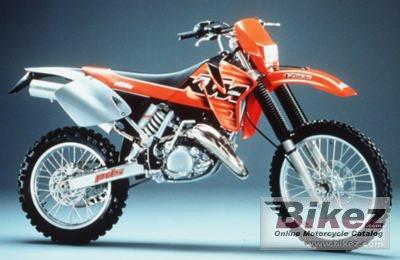 1999 KTM EXC 125