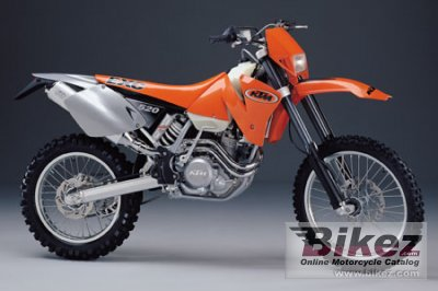 2000 ktm 520 exc racing specifications and pictures. Black Bedroom Furniture Sets. Home Design Ideas