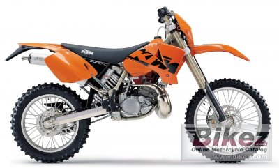 2003 Ktm 200 Exc Specifications And Pictures