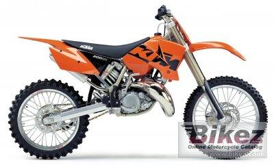 2003 KTM 200 SX