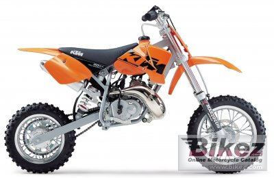 2003 KTM 50 SX Pro Senior LC photo