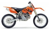 2003 KTM 450 SX Racing photo