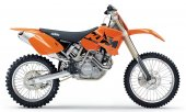 2003 KTM 525 SX Racing photo