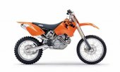 2003 KTM 525 MXC Desert Racing photo