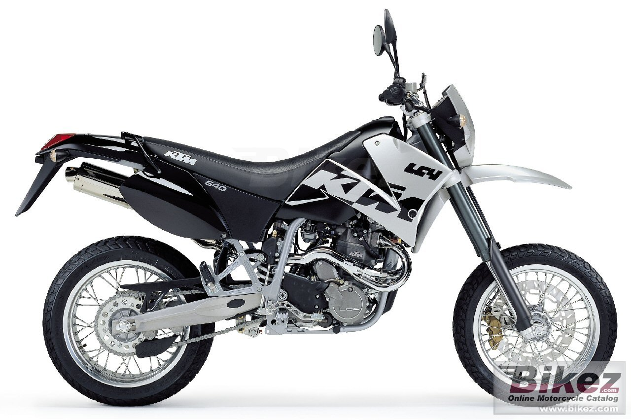 The respective copyright holder or manufacturer 640 lc4 supermoto