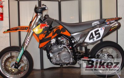 2003 KTM 660 Supermoto Factory Replica photo