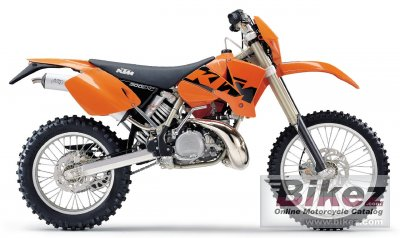 2003 ktm 300 exc specifications and pictures