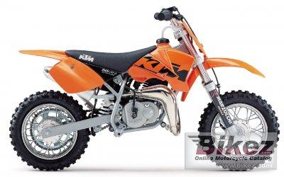 2003 KTM 50 Mini Adventure