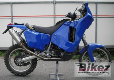 2003 KTM 660 LC4 Rally Factory Replica