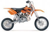 2004 KTM 50 SX Pro Senior LC photo