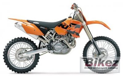 2004 KTM 525 SX Racing photo