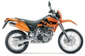 2004 KTM 640 LC4 Enduro photo