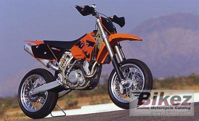2004 KTM 450 MXC USA