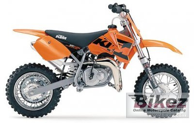 2004 KTM 50 Mini Adventure