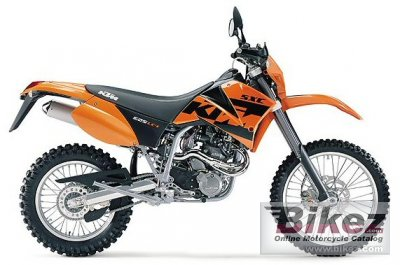 2004 ktm 625 sxc specifications and pictures