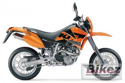 2004 ktm 640 lc4 sm supermoto specifications and pictures. Black Bedroom Furniture Sets. Home Design Ideas