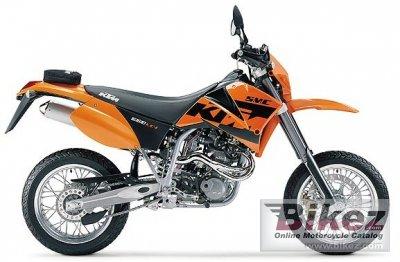 2004 KTM 660 SMC
