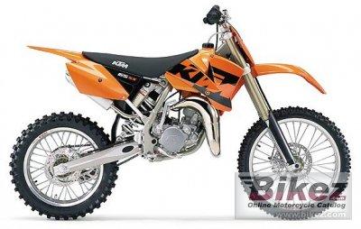 2004 KTM 85 SX