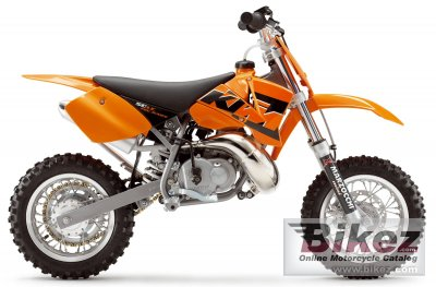 2005 KTM 50 SX Pro Junior LC photo